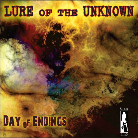 Lure of the Unknown - Day of Endings - digital booklet