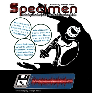 Specimen cover art