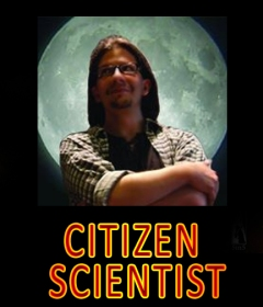 Citizen Scientistr banner home page