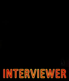 Interviewer banner home page